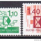 FINLAND New system mnh scott 689-90