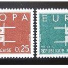 France Europa 1963 mnh