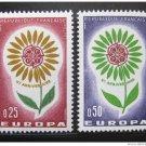 France Europa 1964 mnh