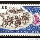 FRANCE 1538 mnh Battle Of Cambrai