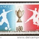 FRANCE 1549 mnh Soccer Cup