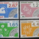 FRANCE 1957-60 mnh MONTHS OF THE YEAR