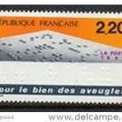 FRANCE 2140 mnh Help the blind