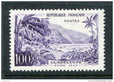 FRANCE 909 mnh  Guadeloupe