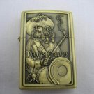 Pirates Caribbean Brass Pocket Lighter #20 Free shipping