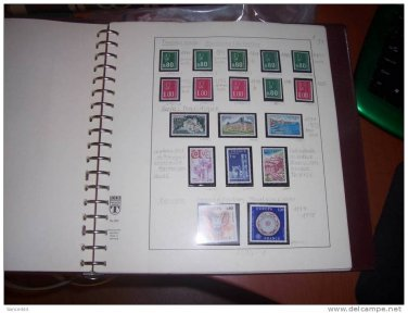 France mnh collection in Lindner album MAKE AN OFFER