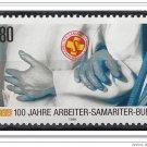 German 1988 mnh Samaritan rescue service