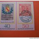 GERMANY 1282a mnh Stamp day