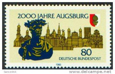 Germany 1442 mnh ZIMMERMANN