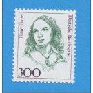 Germany 1493a mnh Fanny Hensel 300 pf
