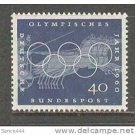 GERMANY 816 MNH Olympics