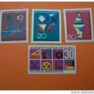 GERMANY 978-81 mnh various