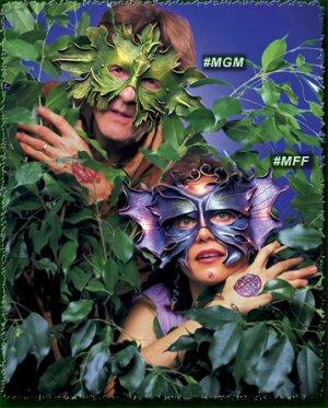 Greenman Masks AC