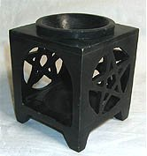 Oil Diffuser: Pentagram Square:ODPS