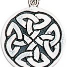 Shield of the Four Directions Sterling Silver Pendant L5 SL