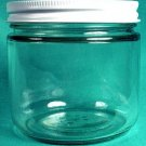 12 oz. Clear Glass Jar