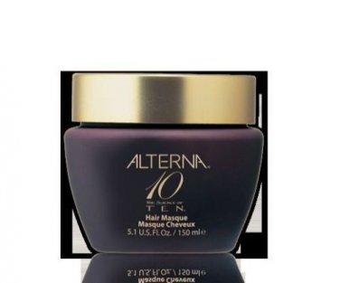 Alterna Haircare 10 Science of Ten Hair Masque Mask Treatment 5.1 oz Jar