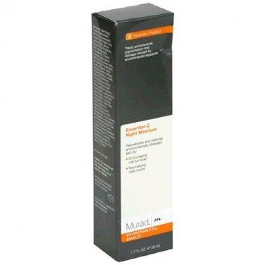 Murad Environmental Shield Essential-c Night Moisture 1.7oz Brand