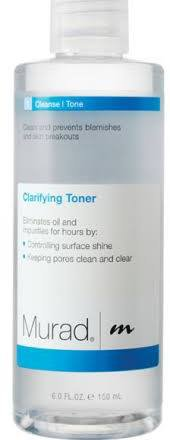 Murad Acne Clarifying Toner - 6 fl oz bottle