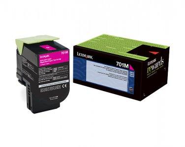 701M Magenta Return Program Toner Cartridge Laser Toner/Print Cartridge