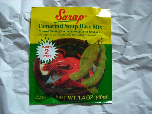 Sarap Tamarind Soup Base Mix