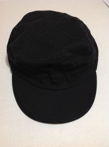 Absolut black ball cap hat