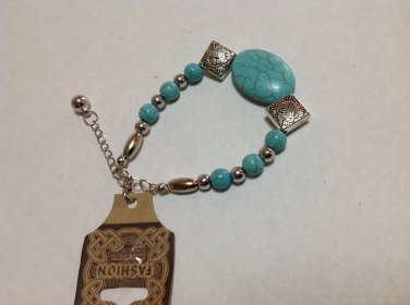 BlueGreen Fashion Bracelet Jewelry