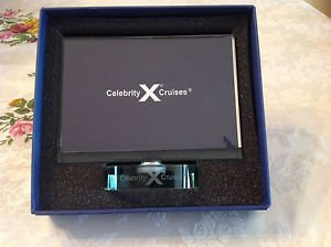 Celebrity Cruises Glass Picture Frame