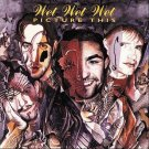 Wet Wet Wet - Picture This - UK CD album 1995