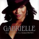 Gabrielle - Dreams Can Come True (Greatest Hits, Vol 1) - UK CD album 2001