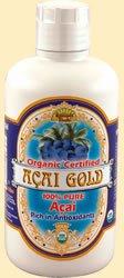 100% Pure Acai BerryGold- 32 oz.