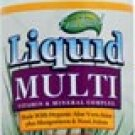 Liquid Multi-Vitamin Natural Mango Flavor- 32 oz