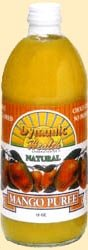 Mango Puree- 16 oz