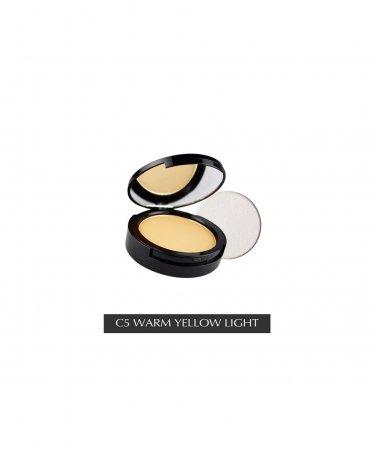 Luxury Dual Cream/Powder Foundation in C5