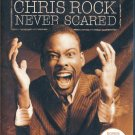 CHRIS ROCK - NEVER SCARED (DVD MOVIE)