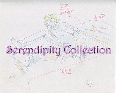 Haru wo Daiteita Production Artwork (Ep 2 cut 176)
