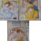 Level C vol 3, 4, 5 Yaoi manga
