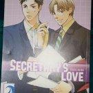 Secretary's Love Yaoi manga
