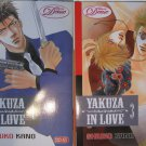 Yakuza in Love Vol 1 & 3