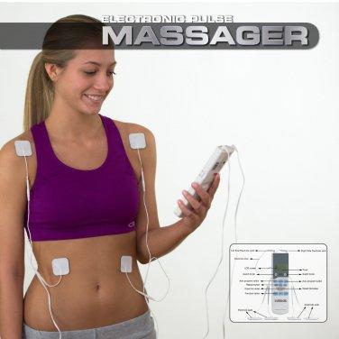 truMedic TENS Unit Electronic Pulse Massager
