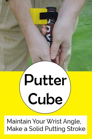 Putter Cube - Putting Training Aid