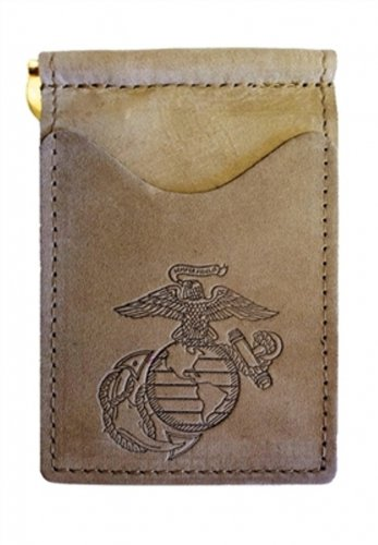 Military Back Saver Wallet (Marines)