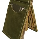 Backsaver Wallet: Green