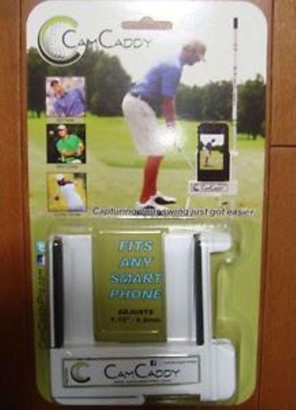 Cradlz: Golf Swing Recording EASILY (Black)