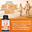 Turmeric Curcumin with Bioperine 1650mg for Joint Relief