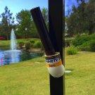 Golf Cart Magnetic Cigar Holder