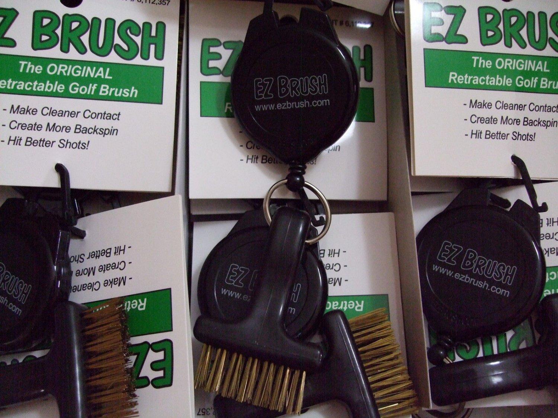 Golf Club Cleaner.....Great Gift...Ez-Brush