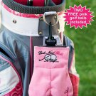 MySack Girl's Golf Ball Storage Sack, Pink