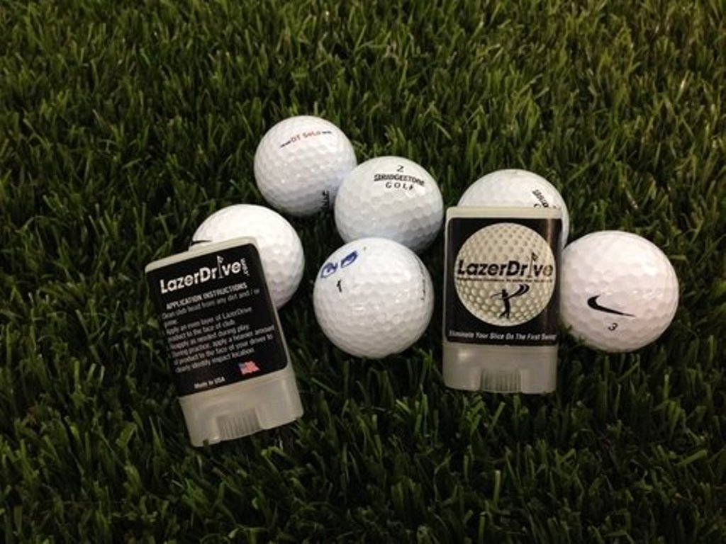 LazerDrive: Most Distance on Golf Drives.. Striaghter ALSO