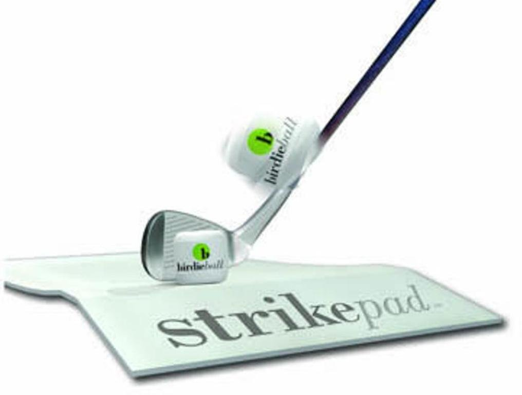 BIRDIE BALL STRIKEPAD ONLY (NEW)